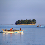 fishermen at work-siargao island-philippines