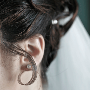 photographie mariage detail mariee