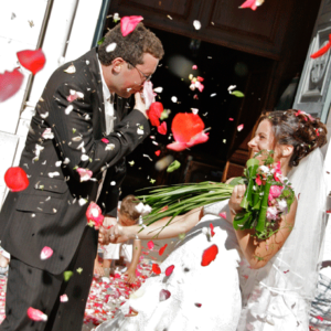 photographie mariage eglise