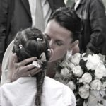 photographie mariage marseille mariee enfant amour