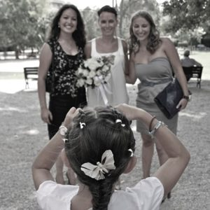 photographie mariage marseille maries amies enfant