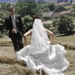 photographie mariage nature maries