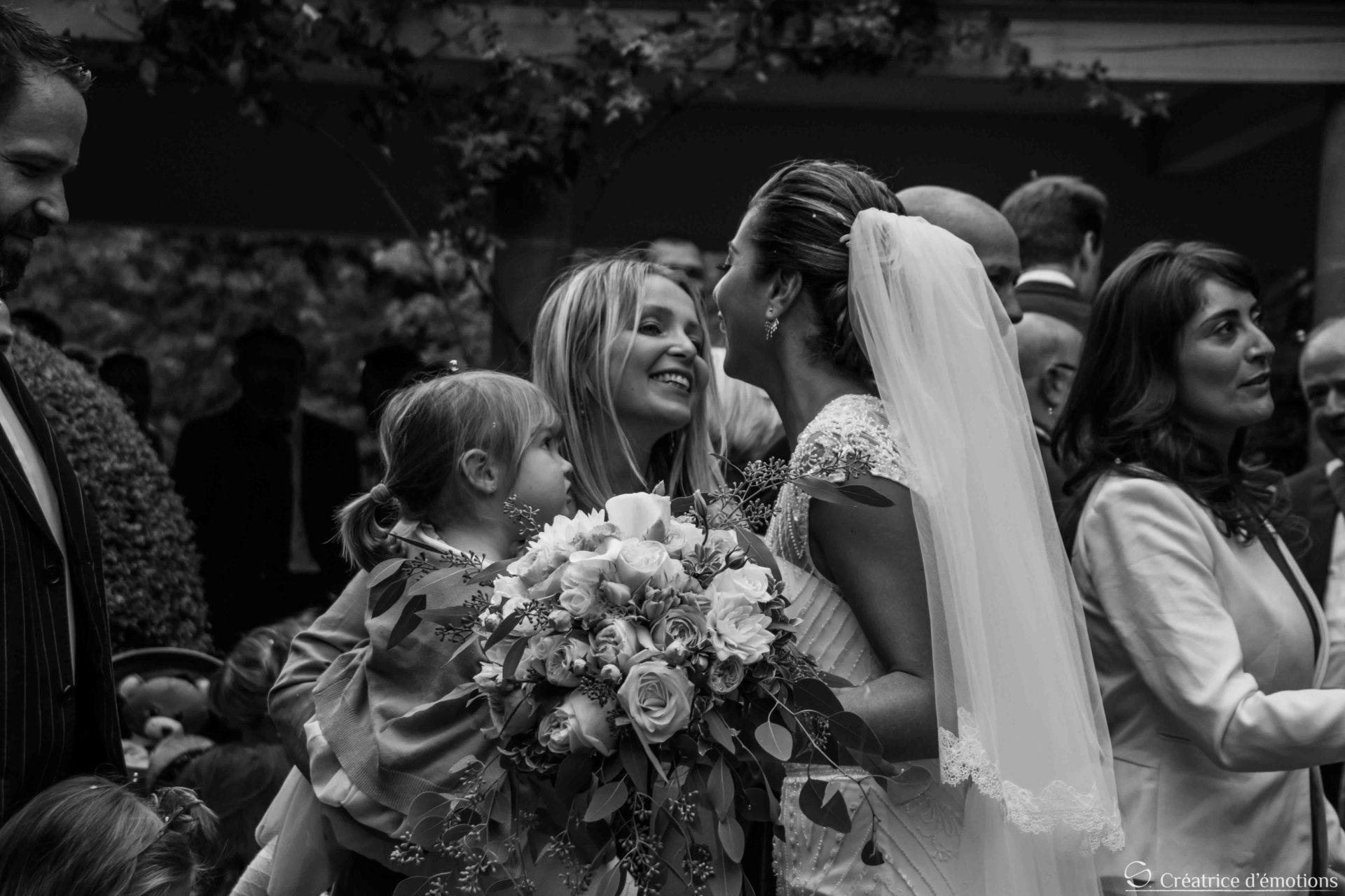 photographie d'émotions mariage